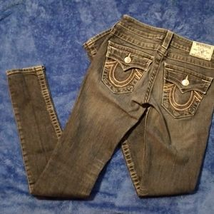 🐞 True Religion jeans size 25